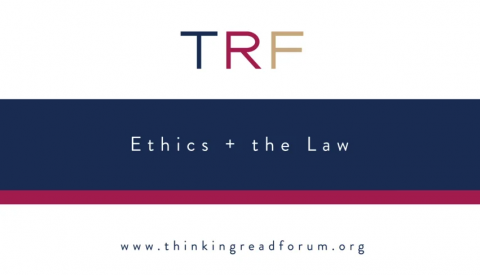 Ethics and the Law by Chris Hagan