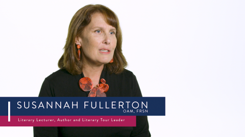 Why We Should Read Classic Novels by Susannah Fullerton