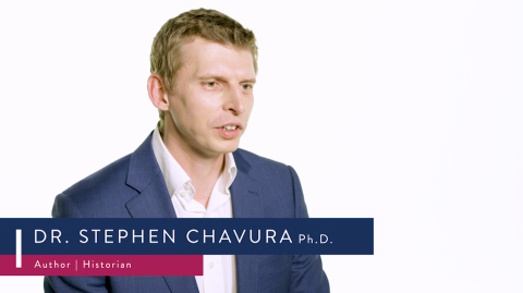 Introducing Stephen Chavura